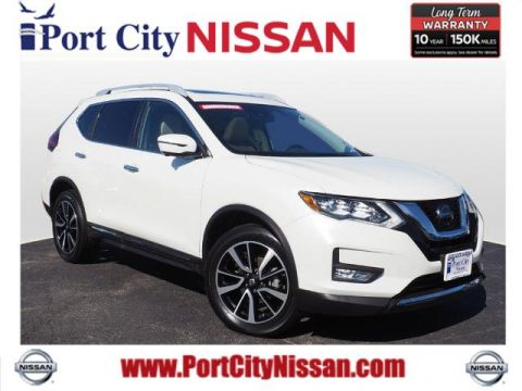 2020 Nissan Rogue SL *Manager's Demonstrator Special*
