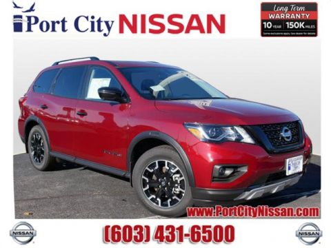 2019 Nissan Pathfinder SL Rock Creek Edition w/Premium Pkg