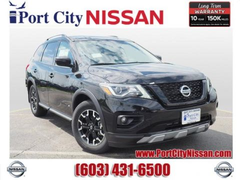 2019 Nissan Pathfinder SV Rock Creek Edition w/Technology Pkg